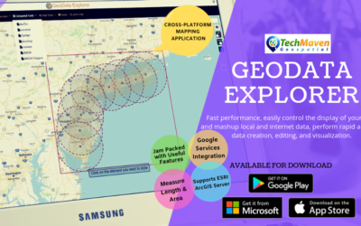 GeoData Explorer App – Android Released