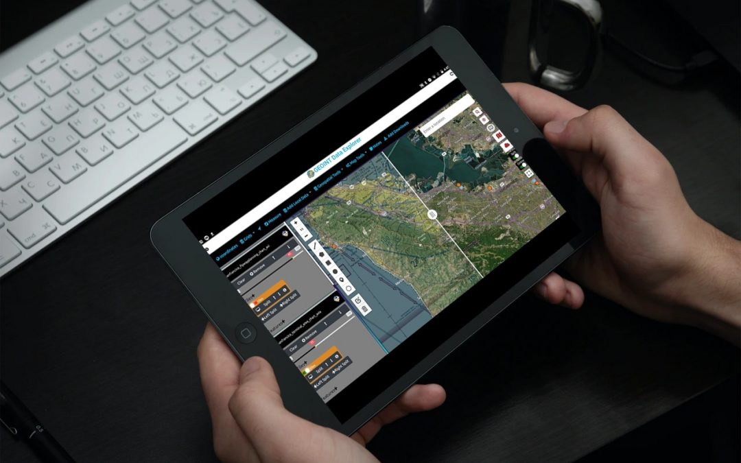 Announcing Release of New Version GEOINT DATA EXPLORER 1.0.0 iOS NGA's GEOINT App Store